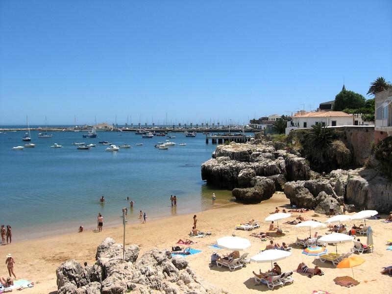stranden-lissabon